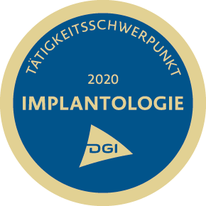 Tätigkeitsschwerpunkt Implantologie